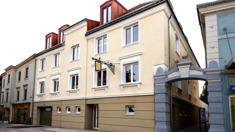 Mehrparteien Stadt Haus Ybbs